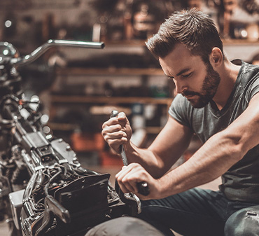 apprendre a reparer sa moto